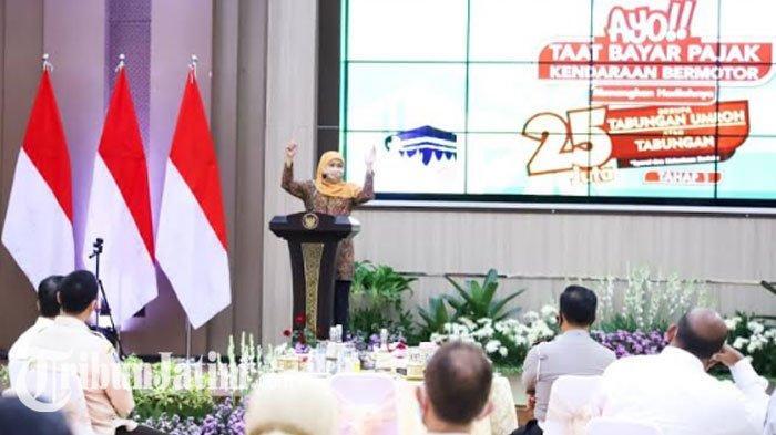 Setiajit dan Fattah Jasin Fix Maju Pilkada 2020, Gubernur Khofifah:Sudah Ajukan Pengunduran Diri
