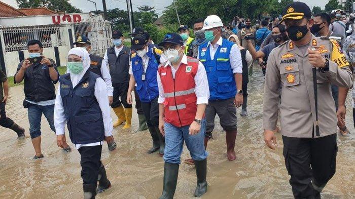 Respon Banjir di Jombang, Direktur Utama PJT I Raymond: Kunci Mengatasinya Kolaborasi dan Komitmen