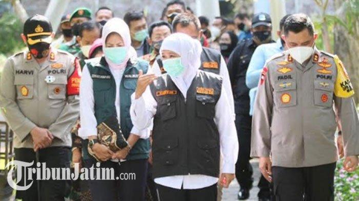 UPDATE CORONA di Jawa Timur Jumat 11 September, Ada 141 Klaster Penularan: Total 2.004 Kasus