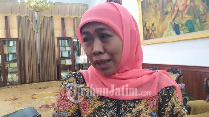 Gubernur Khofifah Usul Pendirian Bank Jatim Syariah Ditunda, Pertimbangkan Kontribusi Aset UUS