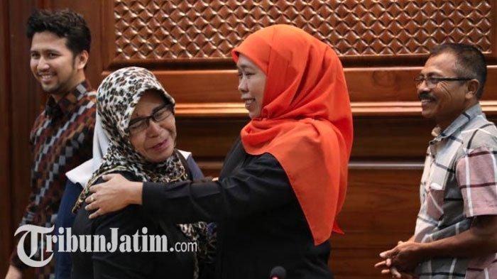 Khofifah Minta Jemaah Umrah di Jatim Tetap Sabar dan Tawakkal, Imbau Hormati Keputusan Internasional