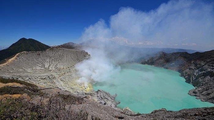 Gunung Ijen di Banyuwangi Resmi Diusulkan Masuk Jaringan Geopark Dunia UNESCO