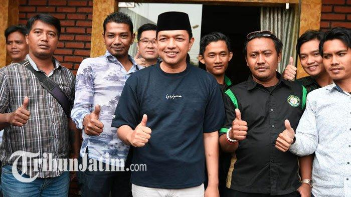 Gus Hans Serius Maju Pilwali Surabaya 2020, Sebut Siap LanjutkanPerjuangan Wali Kota Risma