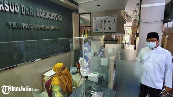 Gus Ipul Target 'New Purut' Selesai Akhir Maret: RS Harus Berbenah untuk Masyarakat Kota Pasuruan