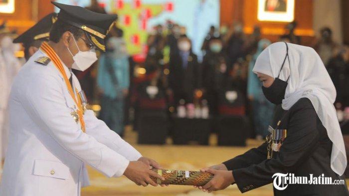 Pengembangan UMKM Lokal PR Bupati dan Wali Kota Jatim, Gubernur Khofifah: Gus Ipul Bisa Jadi Mentor