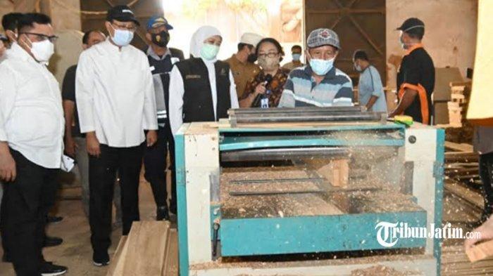 Kota Pasuruan Akan Punya Plaza Mebel dan SMK Perkayuan, Pemkot Siapkan Lahan di Sekitar Bukir