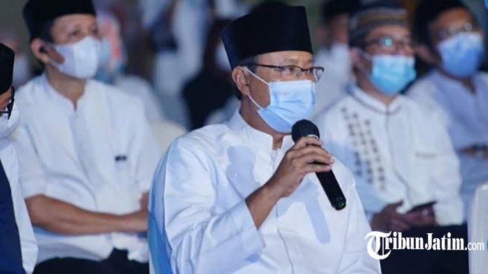 Dapat Pesan Penting dari Qatar dan Bogor, Gus Ipul Mohon Doa untuk Mewujudkan Pasuruan Kota Madinah