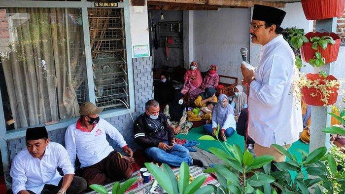 Satukan Hati, Mantan Ketua DPC PDIP Kota Pasuruan Pranoto Ngopi Bareng Gus Ipul-Mas Adi