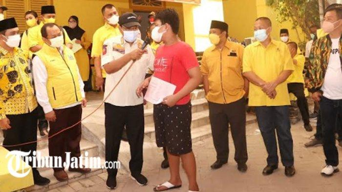 Wali Kota Gus Ipul: Vaksinasi Covid-19 di Kota Pasuruan Capai 55 Persen