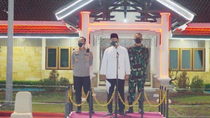 Kasus Covid-19 di Pasuruan Melonjak, Gus Ipul Pangkas Jam Masuk ASN dan Sewa Hotel untuk Karantina