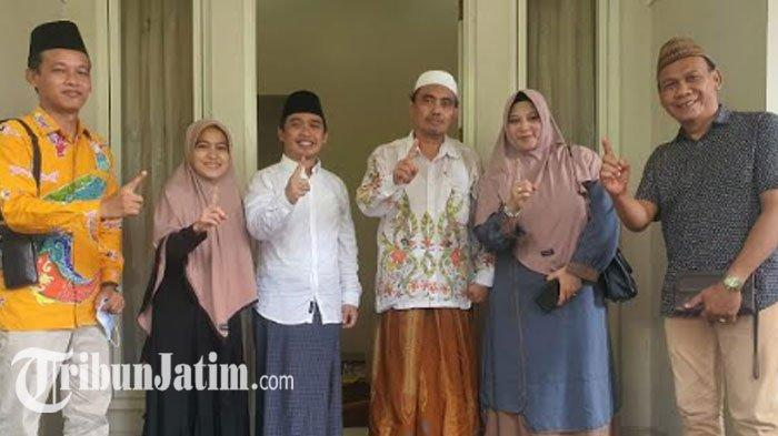 Pengasuh Ponpes Zainul Hasan Genggong Doakan Gus Ipul-Mas Adi: Semoga Berhasil Pimpin Kota Pasuruan