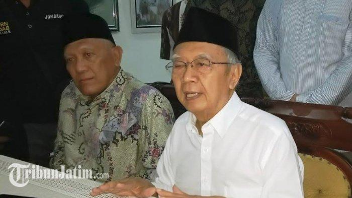 Gus Sholah Wafat di  RS Jantung Harapan Kita Jakarta