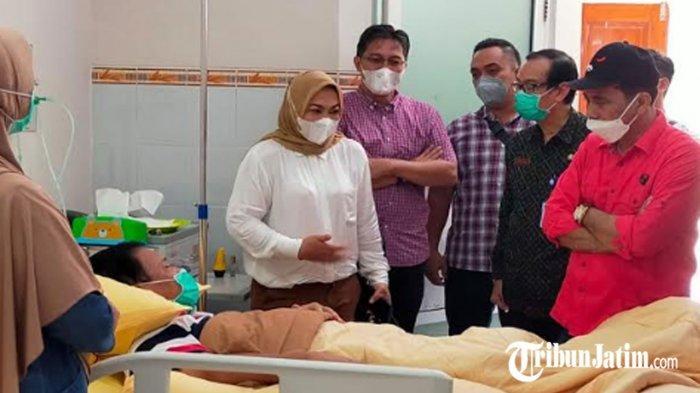 Kelahan dan Hipertensi, Plt Bupati H Marhaen Djumadi Jalani Perawatan Kesehatan di RSUD Nganjuk