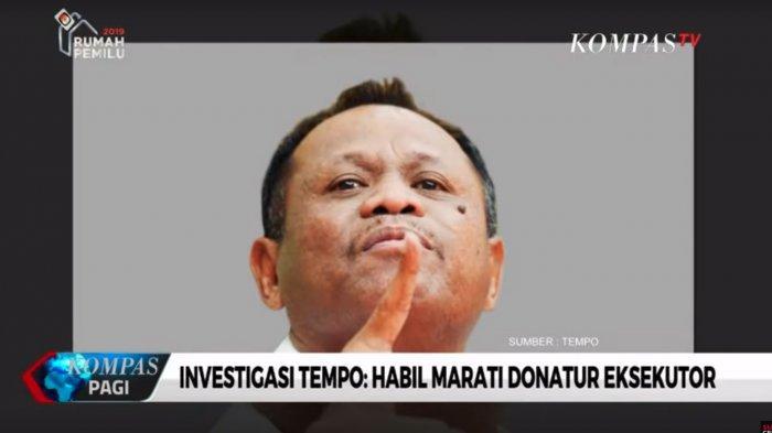 Mengenal Habil Marati yang Diduga Donatur Pembunuhan 5 Jenderal, Pernah Urus PSSI Tapi Dipecat