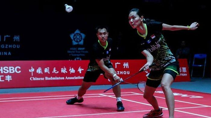 Hafiz Faizal/Gloria Emanuelle Widjaja Tumbang di Babak Pertama Indonesia Masters 2020