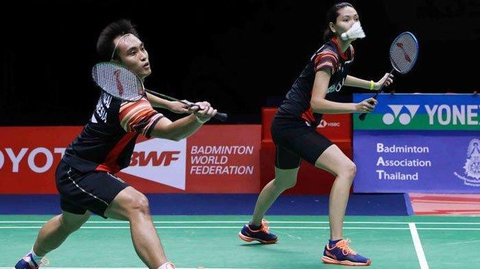 Hafiz/Gloria Jadi Runner-up Thailand Masters 2020, Indonesia Dipastikan Pulang Tanpa Gelar Juara