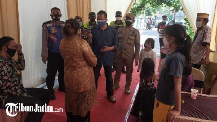 Hajatan Pernikahan di Sidoarjo Dibubarkan Satgas Covid-19, 'Jelas Melanggar Peraturan PPKM Darurat'