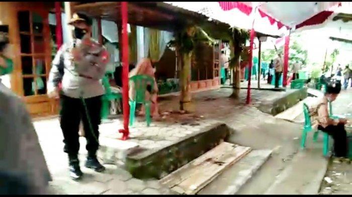 Nekad Gelar Hajatan, Resepsi Pernikahan Tanpa Izin di Ngawi Dibubarkan Polisi