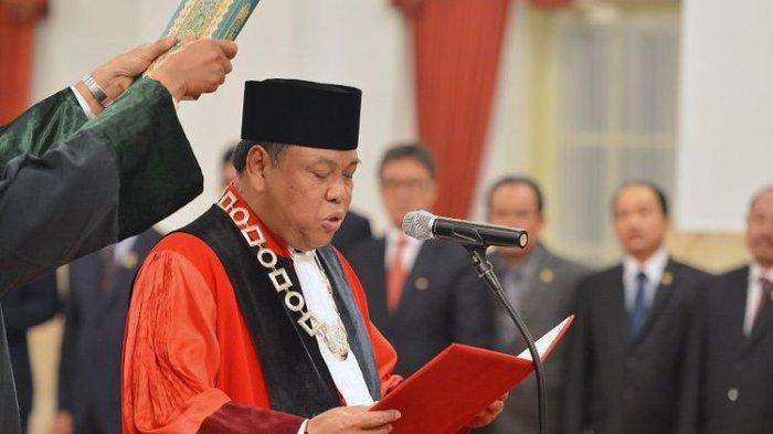 Profil Arief Hidayat, Hakim MK yang Tegas & Usir Bambang Widjojanto di Sidang Sengketa Pilpres 2019