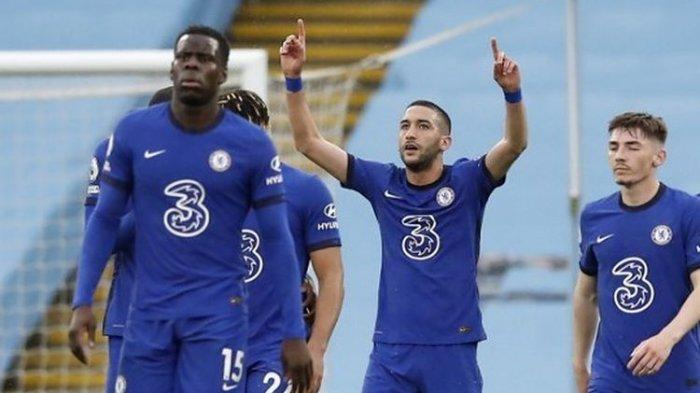 Kena Comeback Chelsea, Manchester City Tunda Pesta Juara Liga Inggris