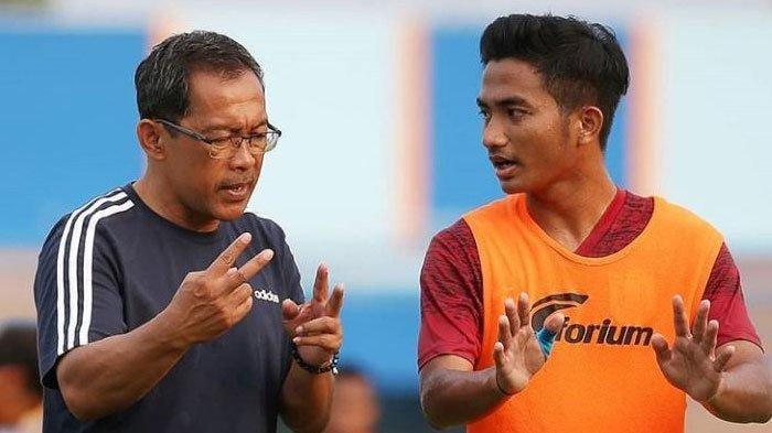 Aji Santoso Reuni dengan Hambali Tolib di Persebaya, Eks Penyerang Persela Dibilang Pemain Potensial