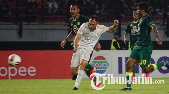 Hasil Persebaya Vs Persipura 3-4, Hujan Gol, Bajul Ijo Menelan Kekalahan Perdana di Liga 1 2020