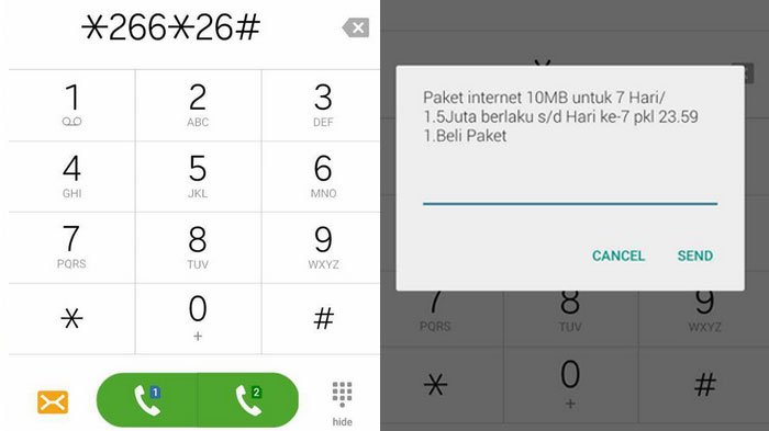 Telkomsel Punya Paket Data 10 Mb Seharga Rp 1 5 Juta Untuk 7 Hari Berikut Penjelasannya Tribun Jatim