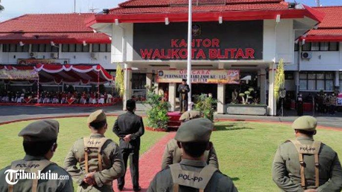 Wali Kota Santoso Pimpin Upacara Hari Jadi Ke-115 Kota Blitar, 'Sinergi untuk Blitar Keren'