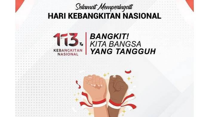 Daftar Ucapan Hari Kebangkitan Nasional 20 Mei 2021, Bisa Dibagikan di WA, Instagram, Twitter dan FB