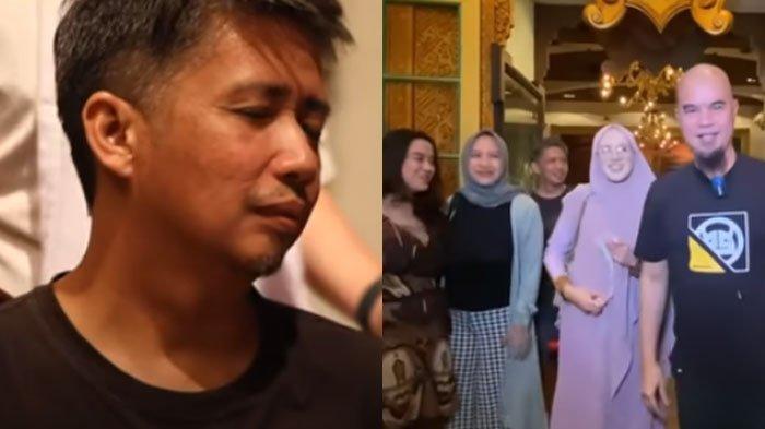 Harry Nugraha Mantan Suami Mulan Jameela Diajak Bukber, Ahmad Dhani Ada Permintaan untuk Tyarani