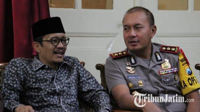 Hasan Aminuddin Tegaskan Pemilu 2019 di Probolinggo Aman dan Transparan, Beri Pesan untuk Dua Kubu