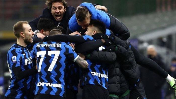 Update Klasemen Liga Italia - Lukaku Moncer, Inter Milan Kudeta AC Milan di Tangga Capolista