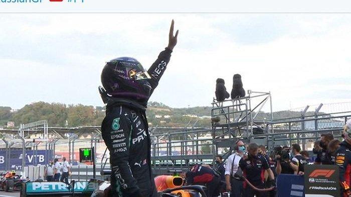 Pengakuan Mengejutkan Lewis Hamilton Usai Juara di F1 GP Portugal 2021: Sebut Dirinya Idiot, Kenapa?