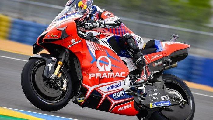 Hasil Gabungan FP1 dan FP2 MotoGP Catalunya - Zarco Memimpin, Rossi Tercecer Akibat Kesalahan Fatal