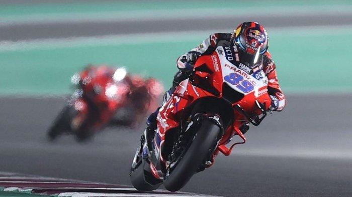 Hasil Kualifikasi MotoGP Austria 2021: Jorge Martin Pole Position, Rossi Start dari Posisi Ini