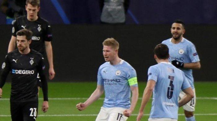Depak Wakil Jerman dari Liga Champions, Manchester City Buka Asa Wujudkan Quadruple