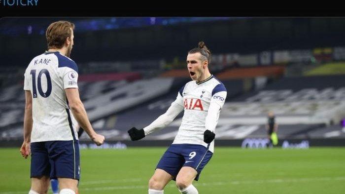 Hasil Liga Inggris - Benamkan Crystal, Spurs Ukir Rekor Jadi Tim Tersubur Kedua di Seantero Eropa