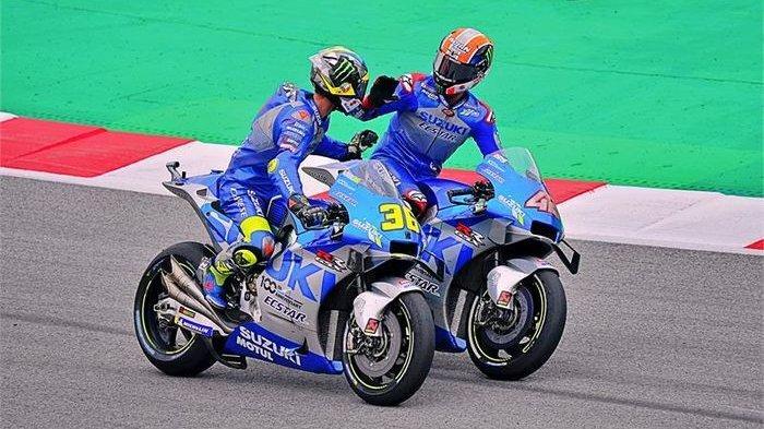 Juara Bertahan MotoGP Blak-blakan Ungkap Perbedaan Suzuki dan Yamaha, Mana yang Lebih Agresif?