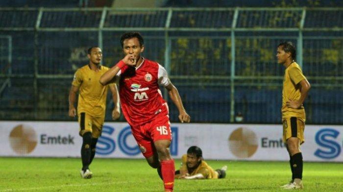 Hasil Piala Menpora - Persija Jakarta Lolos Dramatis, Comeback 2-1 Setelah Tertinggal dari PSM