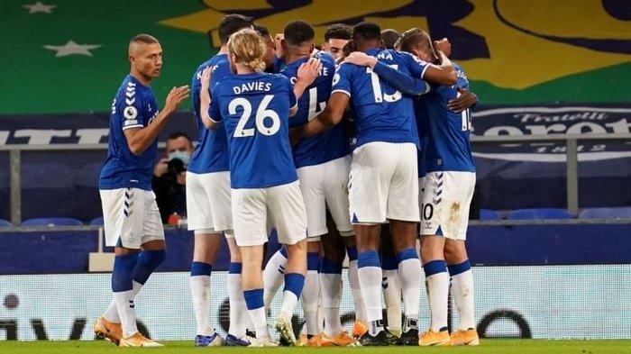 Diwarnai Hujan Gol, Everton Menang Dramatis Atas Tottenham Hotspur