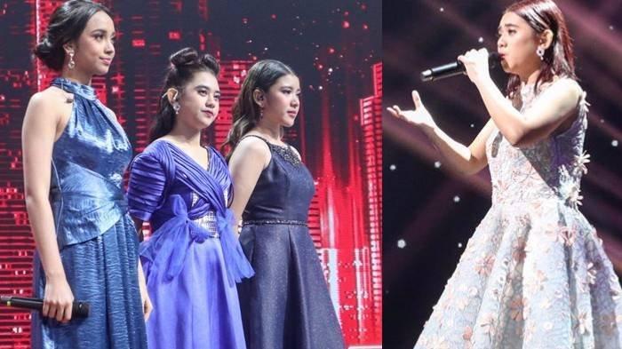 Lyodra dan Tiara Lolos Grand Final Indonesian Idol X, Matahariku Agnez Mo Tak Selamatkan Ziva
