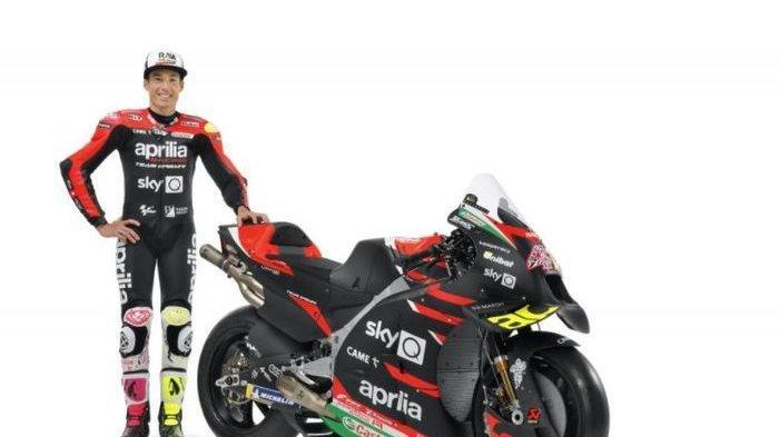 Hasil Tes Pramusim MotoGP 2021 - Aprilia Tercepat, Valentino Rossi Diasapi Morbidelli
