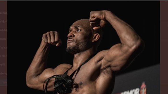 Hasil UFC 261 - Bikin KO Jorge Masvidal, Kamaru Usman Pertahankan Gelar Juara