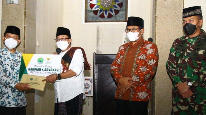Pemkot Malang Gelar Safari Ramadan, Sutiaji Ingatkan Jemaah Pentingnya Protokol Kesehatan