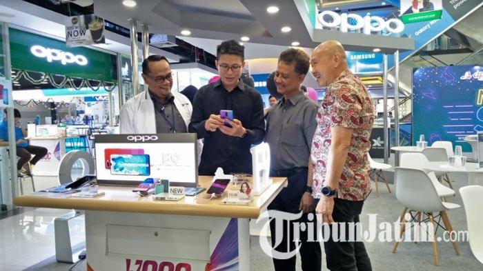 Pameran New Year Sale WTC Mall Surabaya Dongkrak Trafik Pengunjung  Hingga 15 Ribu Orang Perhari