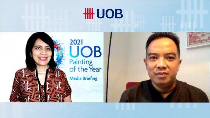 UOB Gelar Painting of The Year ke-40, Ajak Seniman di 4 Negara Ini Kirim Karya Seni Terbaik