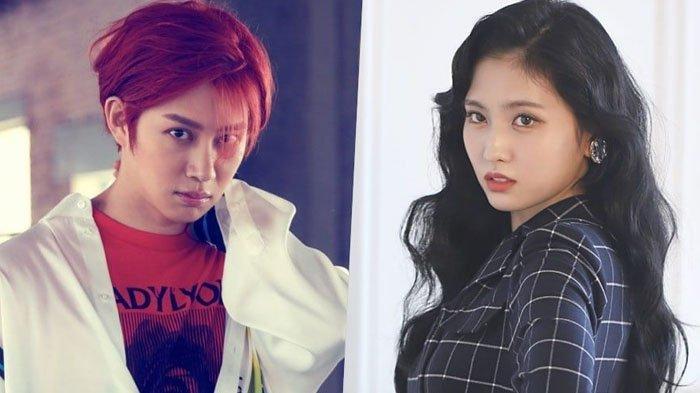 Heechul 'Super Junior' & Momo 'TWICE' Dikonfirmasi Pacaran, Intip Momen Manis Keduanya saat Bersama