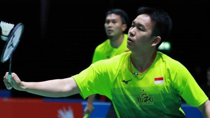 Pijakkan Kaki di Final BWF World Tour Finals 2020, Hendra Setiawan Catat Rekor Fantastis