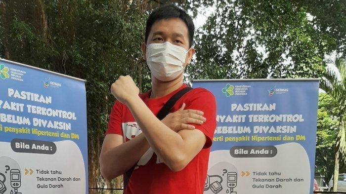 Cerita Hendra Setiawan Jalani Tes Covid-19 Metode Saliva di Jepang: Tanpa Colok, Aman, Tidak Sakit