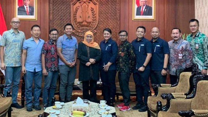 Gubernur Khofifah Dukung Herbana Bromo KOM Challenge 2020, Acara Kendurinya Para Pesepeda